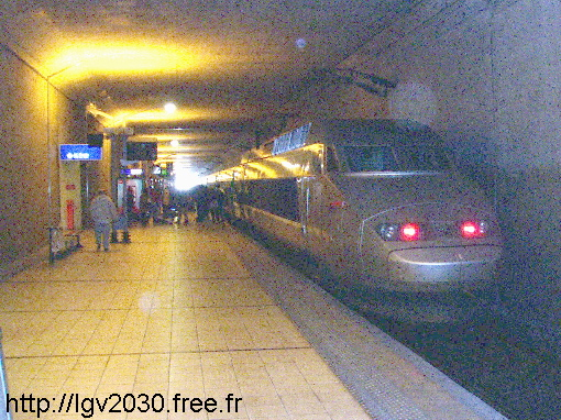 gare massy tgv